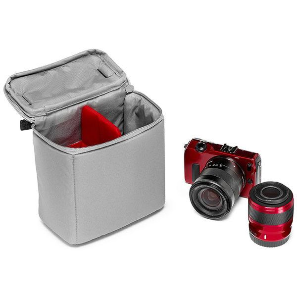 ◎相機專家◎ Manfrotto Bodypack 開拓者隨身相機包 酒紅色 MB NX-BB-IBX 相機包 正成公司貨