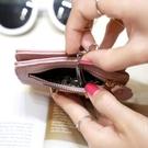 女士小錢包短款ins潮小清新錢夾零錢包