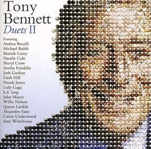 東尼班奈特 世紀星讚對唱2  CD附DVD進口豪華盤  (購潮8)