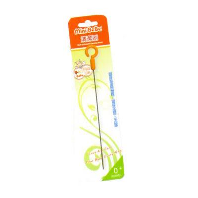 【奇買親子購物網】mini BeBe 小蜜蜂 吸管清潔刷
