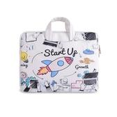 筆電包15.6寸內膽包電腦包12寸筆記本手提包保護套13.3英寸女可愛時尚13寸