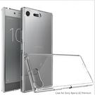 King*Shop~索尼Xperia XZ Premium 5.5 吋晶透亞克力 TPU邊框歐美熱銷防摔透明殼