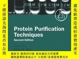 二手書博民逛書店Protein罕見Purification TechniquesY364682 Roe, Simon 編 Ox