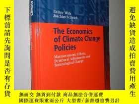 二手書博民逛書店The罕見Economics of Climate Change