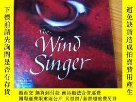 二手書博民逛書店The罕見Wind Singer 外文原版(精裝)Y155903 William Nicholson 著 P