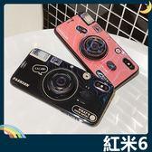Xiaomi 小米 紅米6 藍光相機保護套 軟殼 類鏡面 超薄全包款 氣囊支架 指環扣 繞線器 手機套 手機殼