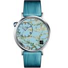 梵谷Van Gogh Swiss Watch梵谷演繹名畫男錶 S-SMA-10 杏樹