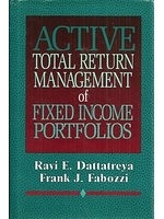 二手書博民逛書店《Active Total Return Management of Fixed Income Portfolios》 R2Y ISBN:155738049X