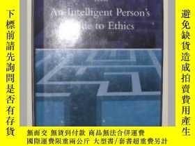 二手書博民逛書店英文原版罕見An Intelligent Person s Gu