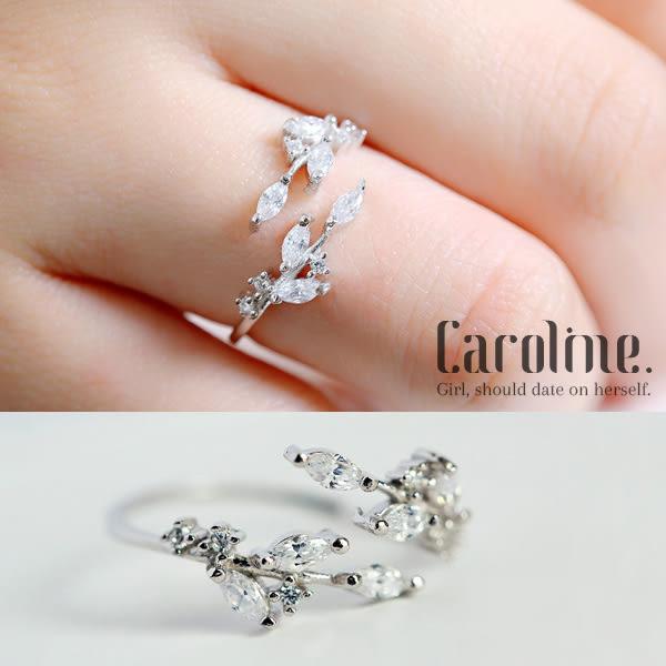 《Caroline》★【一片看好】韓星申敏兒同款甜美魅力、迷人風采無限動人時尚戒指68896