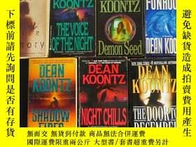 二手書博民逛書店DEAN罕見KOONTZ——《False memory》《The