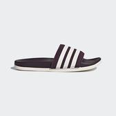 Adidas Adilette Comfort [AH2589] 女 涼鞋 拖鞋 運動 休閒 時尚 經典 紫爆 愛迪達