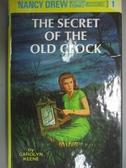 【書寶二手書T8/原文小說_GTF】The secret of the old clock_Keene, Carolyn