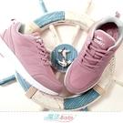 女運動鞋 輕量緩震慢跑鞋 魔法Baby