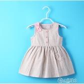 2019新款寶寶洋裝夏裝一3三5四五歲女童洋氣裙子兒童夏款公主裙 小城驛站