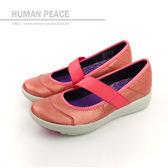 Clarks Wave Gleam 休閒鞋 紅色 女鞋 no681