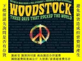 二手書博民逛書店罕見WoodstockY364682 Mike Evans (editor) Sterling 出版2009