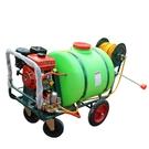 打藥噴霧機 手推式打藥機160升果樹高壓農用汽油動力園林噴霧機器消毒打藥車 WJ【米家】