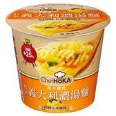 荷卡廚坊 義大利濃湯麵-田園玉米風味 47g