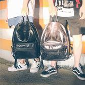 原宿風潮牌雙肩包書包女學生正韓校園帆布書包男高中情侶背包潮