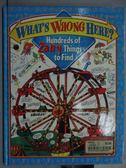 【書寶二手書T3/原文書_XEH】Hundreds of Zany Things to Find_2002