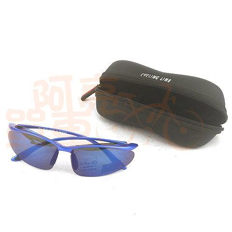 Cycling Line 偏光抗UV太陽眼鏡,附硬盒《C78-202》