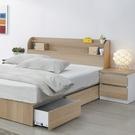 艾美爾系統系列 上掀式床頭箱 台灣製 雙人5尺【HG】