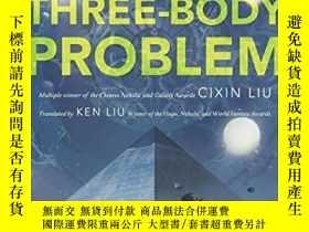二手書博民逛書店罕見The Three-Body Problem Cixin L