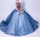 (45 Design)    7天到貨 客製化顏色大尺碼訂做訂做 日韓婚紗長禮服 高級訂製小禮服 大尺碼26