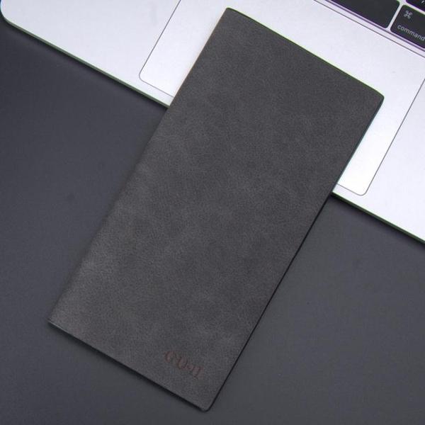 錢夾-錢夾男長款潮學生韓版女森系皮夾子男士卡包新款超薄青年個性 依夏嚴選