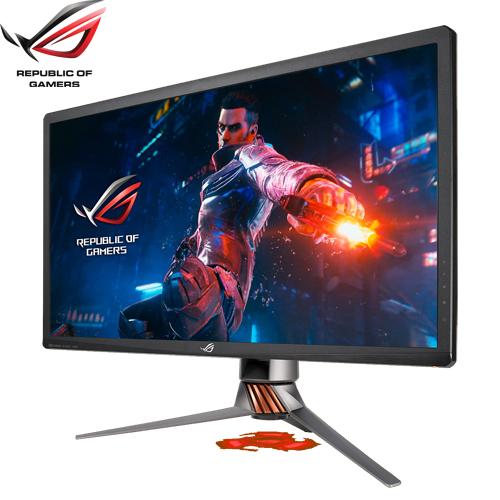 (客訂商品,請來電詢問) ASUS 華碩 PG27UQ 27型 4K HDR IPS電競螢幕