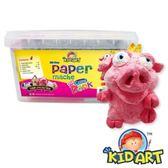 KID ART 美國創意手作黏土紙黏土(噗皮豬)