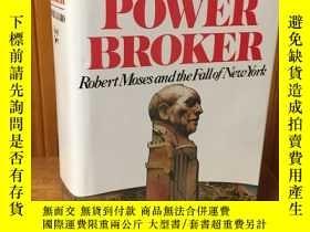 二手書博民逛書店The罕見power broker by Robert A.Ca