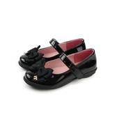 娃娃鞋 休閒鞋 蝴蝶結 黑色 童鞋 no165