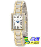 [美國直購禮品暢銷排行榜] Bulova Women s 98R157 Two tone bracelet Watch $10989