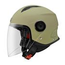 【東門城】ASTONE MJ (平綠) 半罩式安全帽