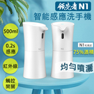 領先者 N1 紅外線自動感應酒精洗手機 (500ml)