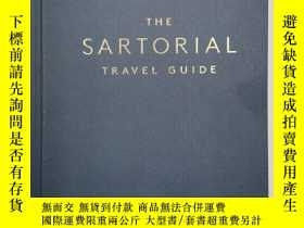 二手書博民逛書店the罕見sartorial travel guide 服裝旅行