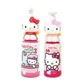 Hello Kitty 溫和沐浴乳400ml/乳液300ml【櫻桃飾品】【25500】