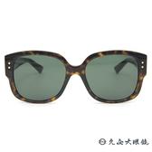 Dior 太陽眼鏡 LadyDiorStuds (玳瑁) 鉚釘 粗框款 墨鏡 久必大眼鏡