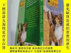 二手書博民逛書店animal罕見ark kitten in the cold 寒冷中的小貓咪Y200392