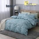 【BEST寢飾】雲絲絨 鋪棉涼被床包組 單人 雙人 加大 特大 均一價 葉之夏 舒柔棉 台灣製造