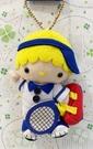 【震撼精品百貨】彼得&吉米Patty & Jimmy~三麗鷗 彼得&吉米絨毛鎖圈吊飾-男*71591