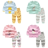 中小童長袖套裝 棉質嬰兒內衣套裝 家居休閒套裝 童裝 ZS10426 好娃娃
