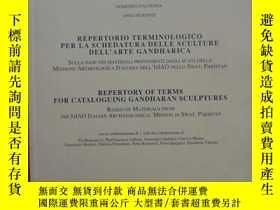 二手書博民逛書店REPERTORIO罕見TERMINOLOGICO   REPERTORY OF TERMS FOR CATALO