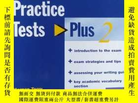 二手書博民逛書店IELTS罕見Practice Tests Plus 2 wit