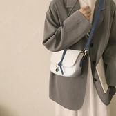 斜背包 小包包女2021新款潮高級感百搭法國小眾設計感網紅時尚斜背包夏季 晶彩