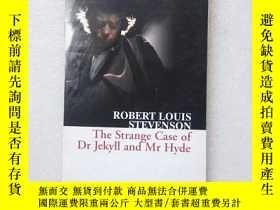 二手書博民逛書店The罕見strange case of Dr Jekyll and Mr Hyde(英文原版)Y11016