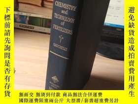 二手書博民逛書店chemistry罕見and technology of fer