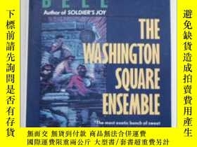 二手書博民逛書店The罕見Washington Square Ensemble